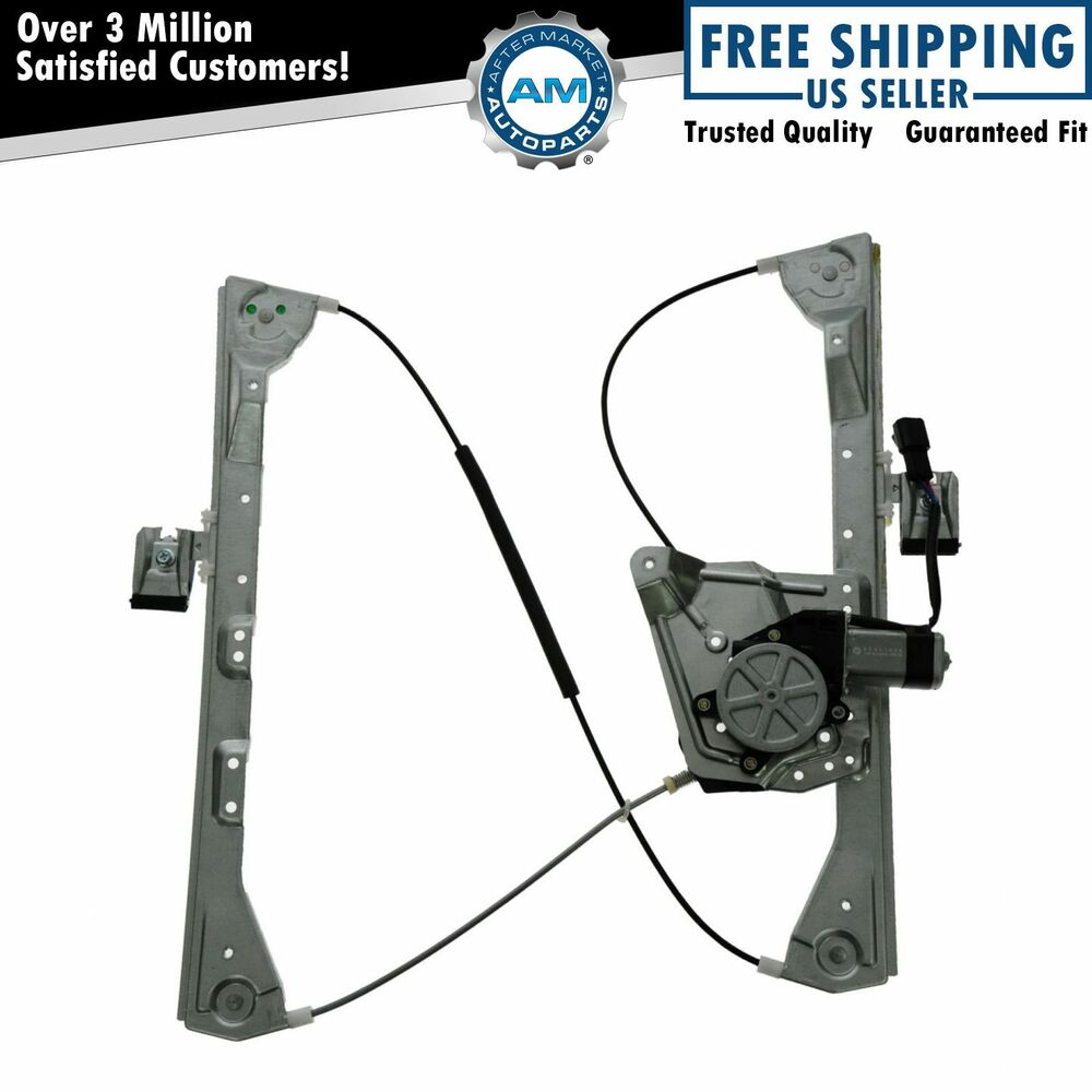 Rear power window regulator right passenger side for for 2002 buick window regulator replacement