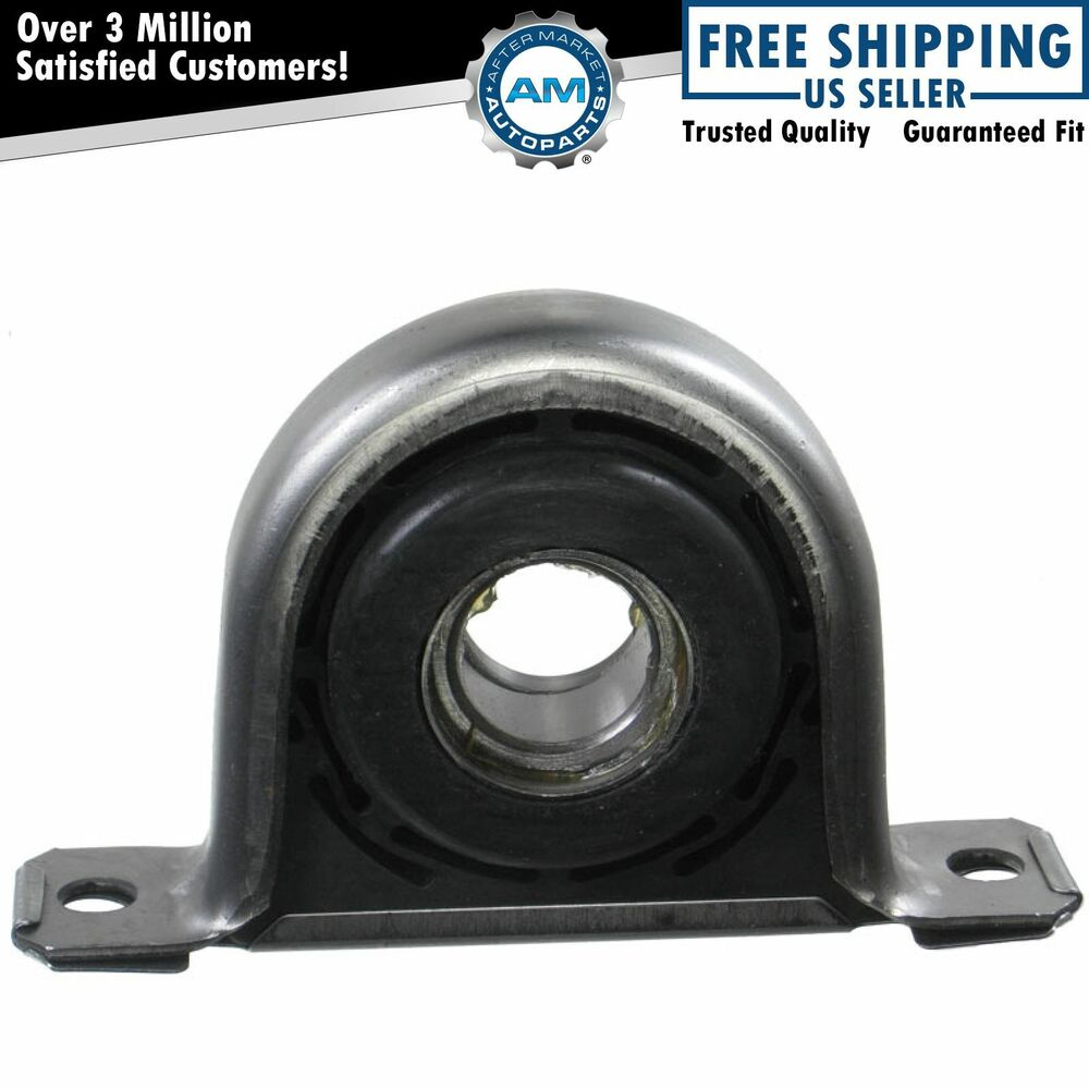 Moog U Joints >> Drive Shaft Center Support Bearing Bracket 35mm ID for