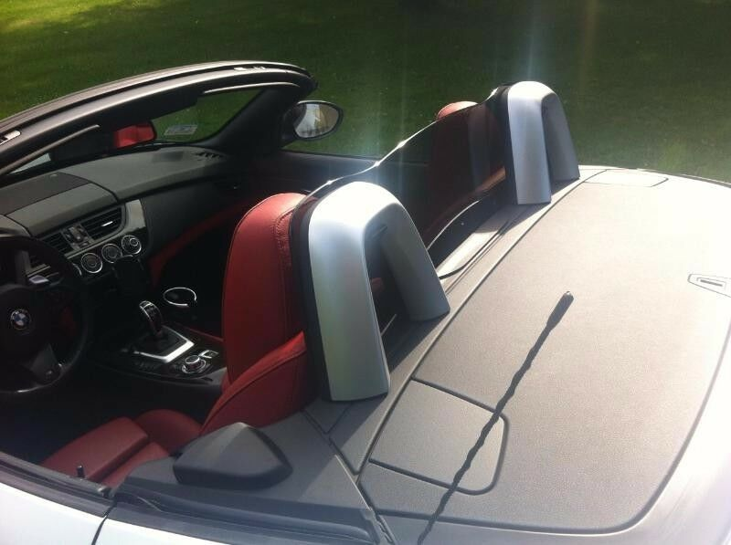 New Bmw Z4 2009 E89 Windscreen Accessories Wind Deflector