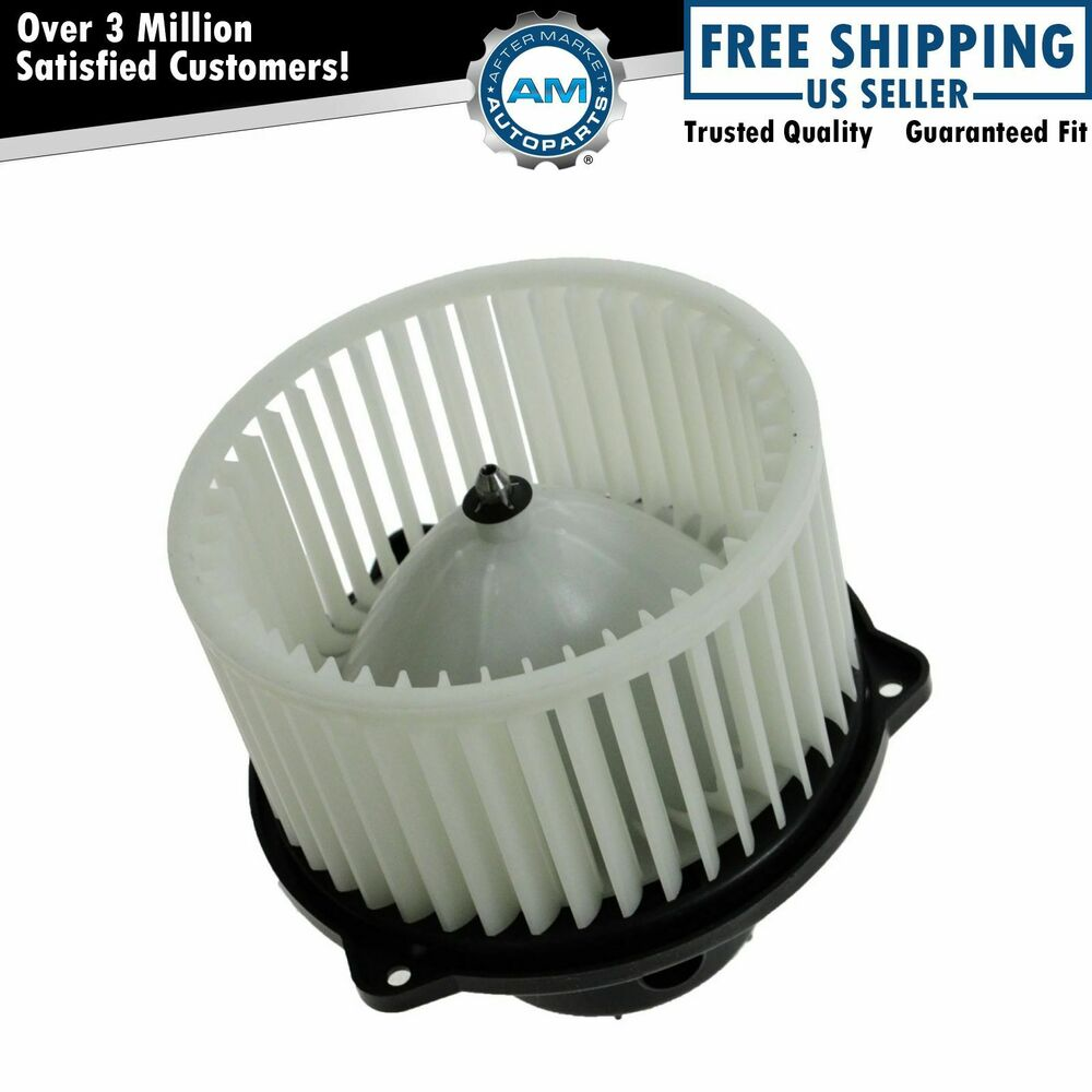 Heater Blower Motor w/ Cage For Kia Optima Santa Fe | eBay