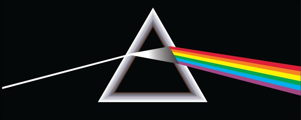 Pink Floyd Sticker Decal 3 Sizes Vinyl Bumper Wall Rock