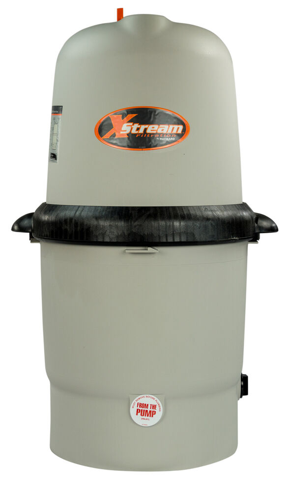 Hayward xstream 100 sq ft cc1000 above ground swimming - Swimming pool filter system price ...