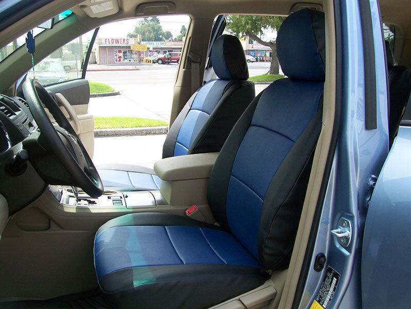 vw tiguan 2009 2014 iggee s leather custom fit seat cover 13 colors available ebay. Black Bedroom Furniture Sets. Home Design Ideas