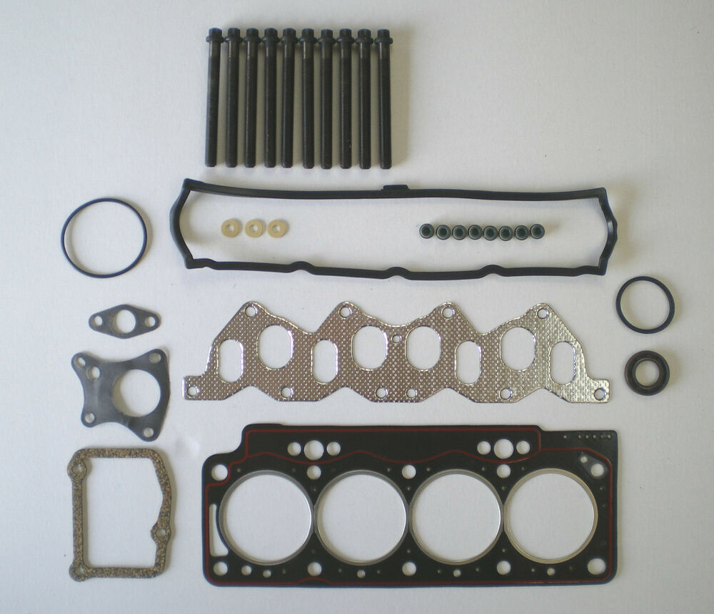 2000 Infiniti Q Head Gasket: HEAD GASKET SET BOLTS FITS RENAULT 1.9D 1.9 D CLIO 2