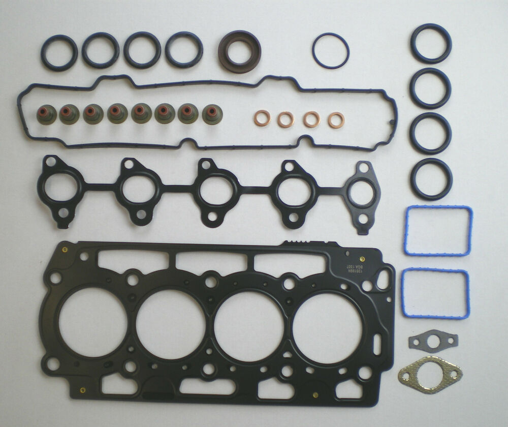 head gasket set c1 c2 c3 nemo xsara pluriel fiesta fusion 1 4 hdi tdci td 01 on ebay. Black Bedroom Furniture Sets. Home Design Ideas