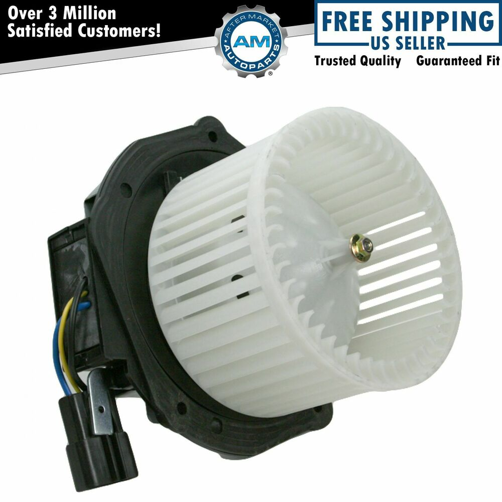 heater a c fan blower motor w fan cage for 94 99 eldorado. Black Bedroom Furniture Sets. Home Design Ideas