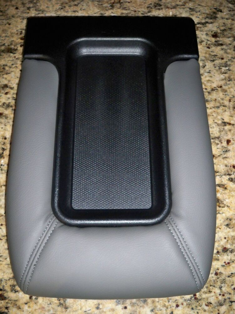 chevrolet silverado gmc sierra center console lid kit. Black Bedroom Furniture Sets. Home Design Ideas