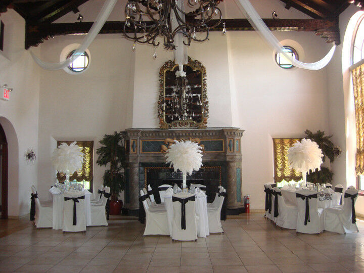 White ostrich feather rentals in ny nj ct ebay