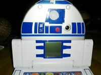 Star Wars R2D2 Childrens Laptop Educational Computer Learning System~Fun!!!