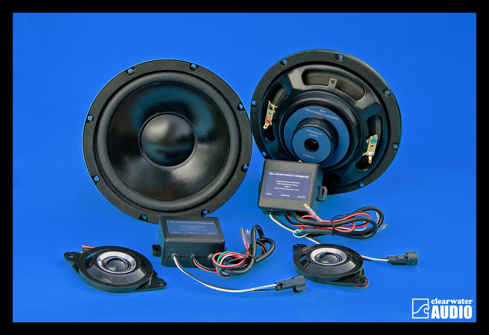 """Bose Speakers For Cars: CWC-9B Clearwater Audio 8"""" Bose® Door Replacement Speakers"""