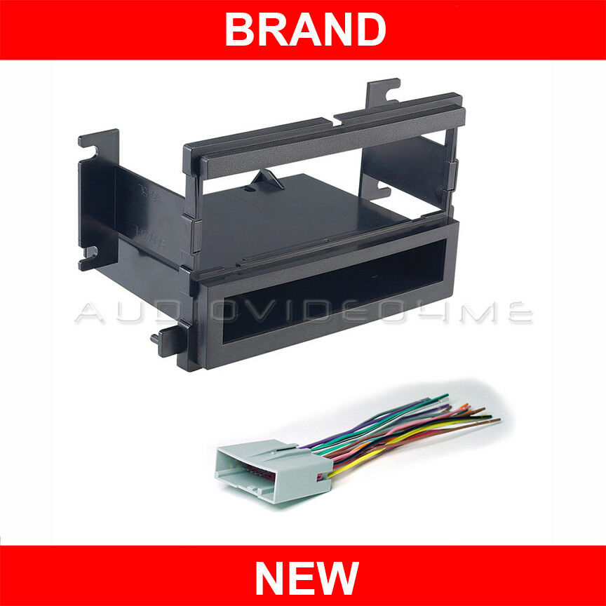 2005 2006 2007 ford focus car stereo radio dash mounting. Black Bedroom Furniture Sets. Home Design Ideas