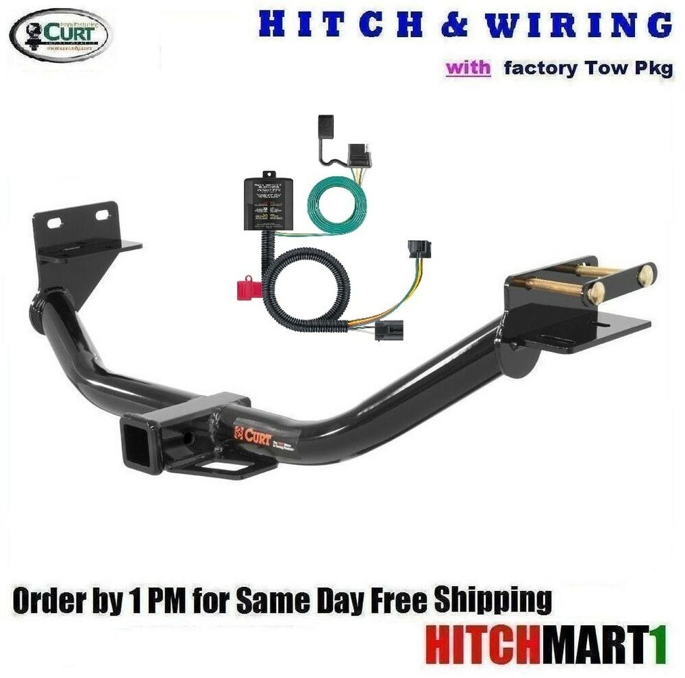Class curt trailer hitch wiring for  kia