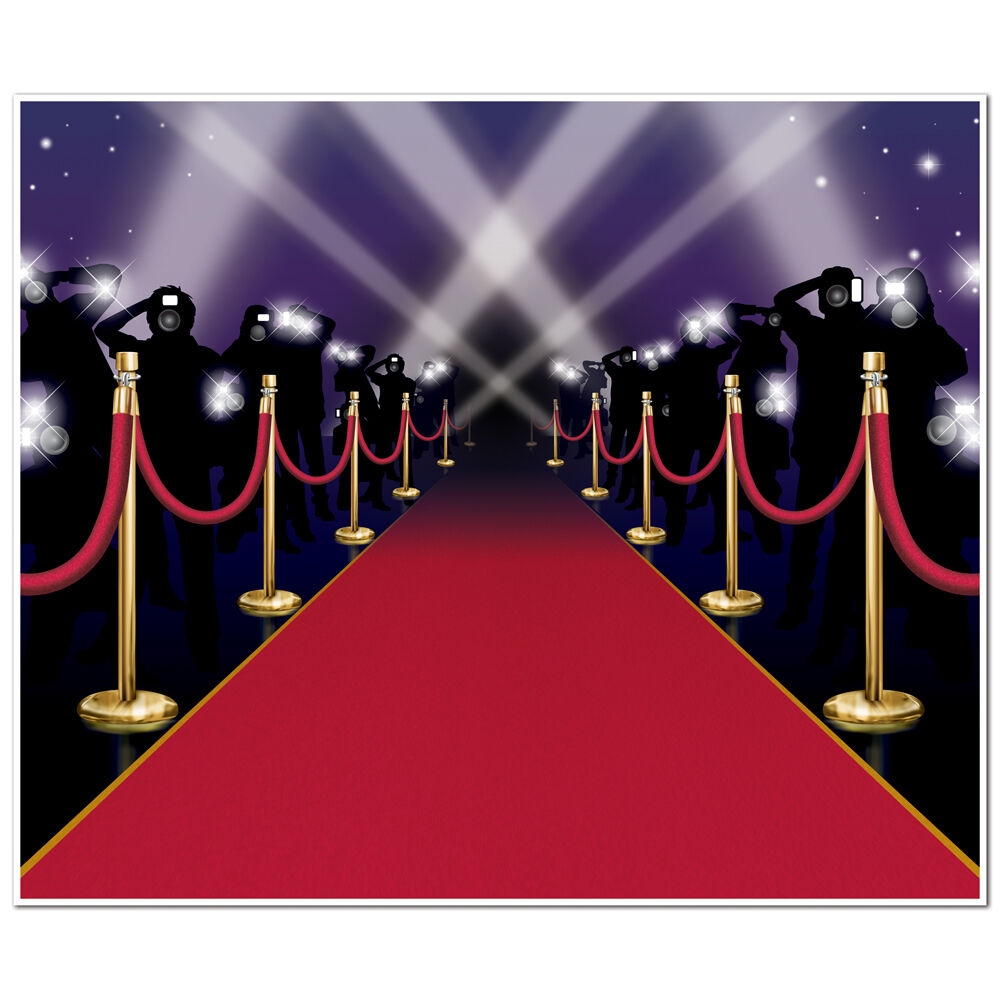 Hollywood movie night awards red carpet decoration insta for Awards decoration