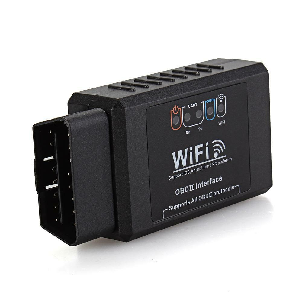 Wireless Wifi Scanner OBD2 OBD II Diagnostic Reader for Android iPhone | eBay