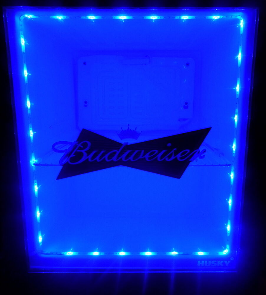 Blue Led Light Set For Mini Fridge 9v Battery Lights Only