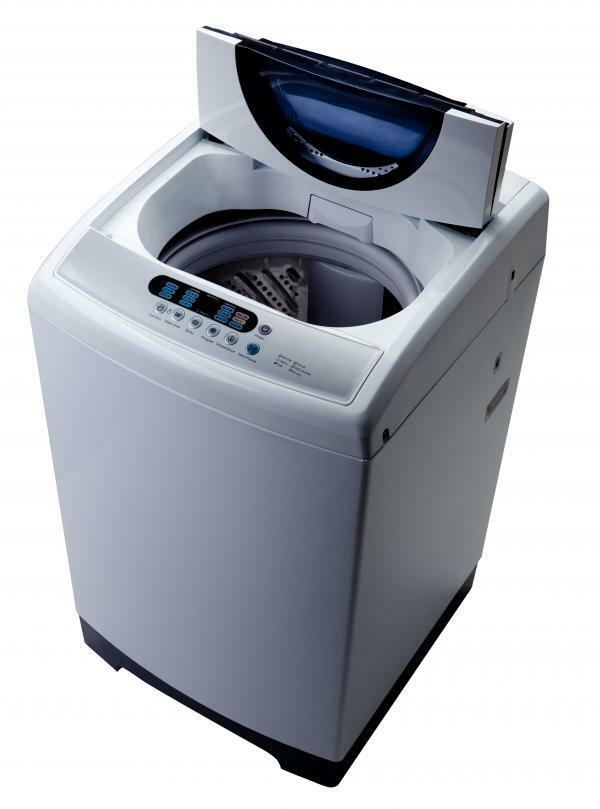 how to use portable washing machine