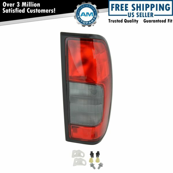 Rear Brake Taillight Taillamp Passenger Side Right RH for 00-04 Frontier Truck