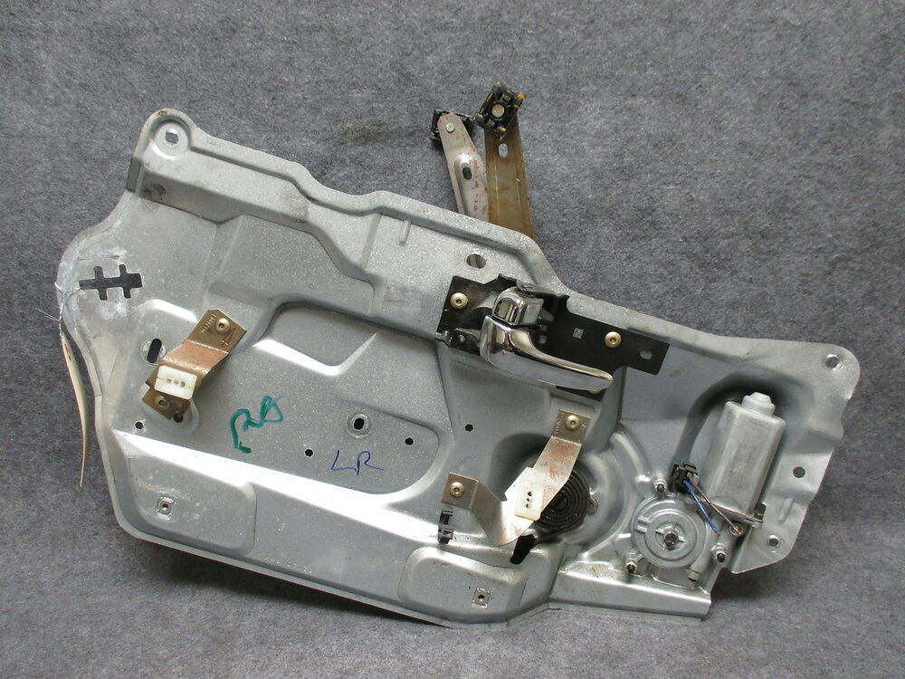1997 1999 1998 cadillac deville lh rear power window motor for 04 cadillac deville window regulator