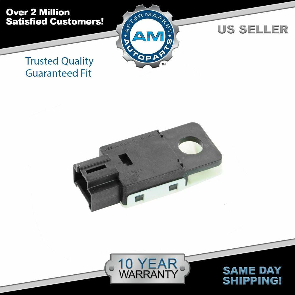 Brake Stop Light Switch For Chevy Gmc Cadillac Silverado