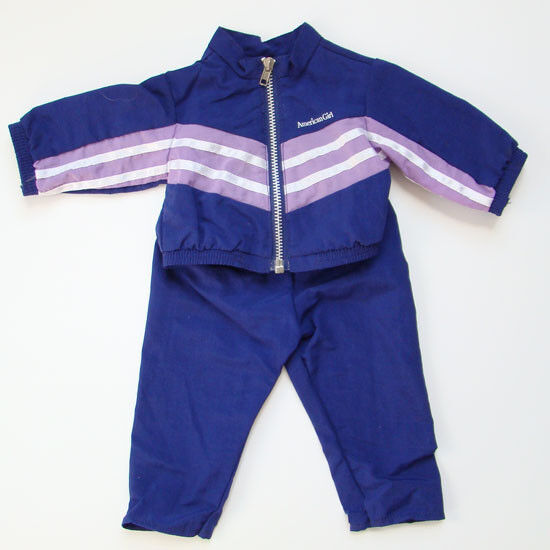2001 American Girl Of Today Gymnastics Pants Jacket