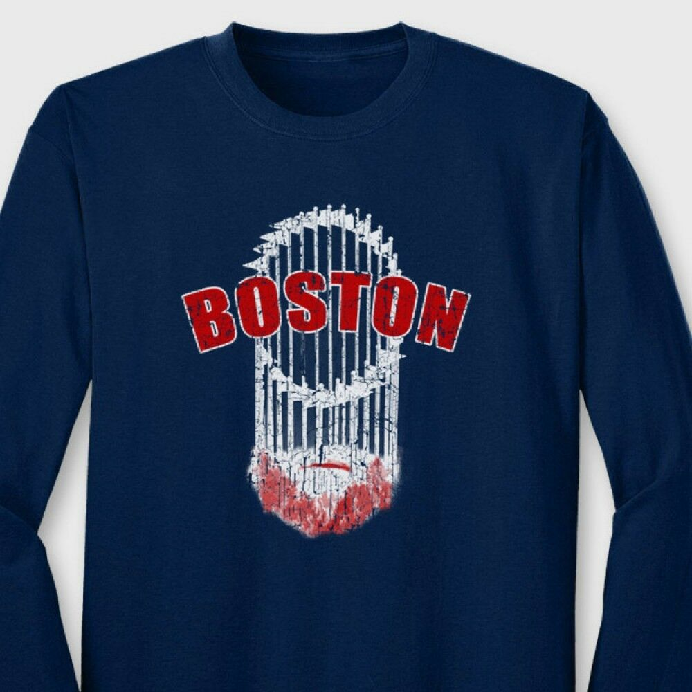 5bd0fc2a6 Red Sox Long Sleeve T Shirt - Nils Stucki Kieferorthopäde