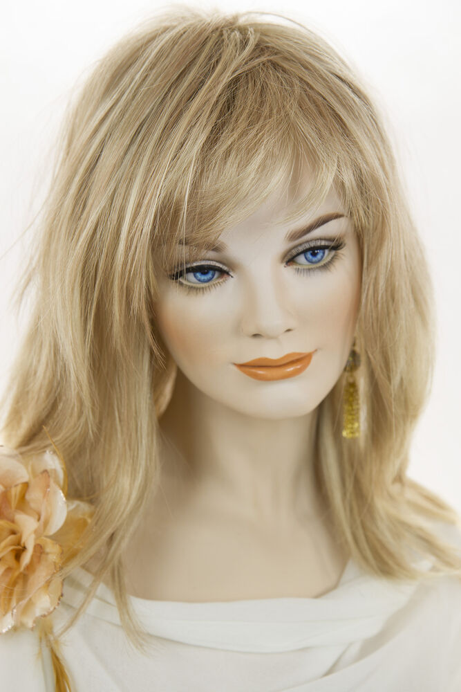 Champagne Blonde Your Light Brown: Butterscotch And Champagne Blonde Blonde Long Medium Jon