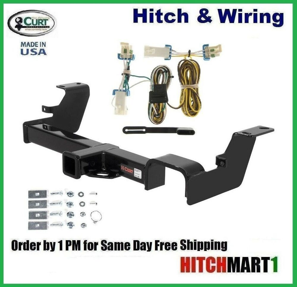 2002 2007 buick rendezvous class 3 curt trailer hitch. Black Bedroom Furniture Sets. Home Design Ideas
