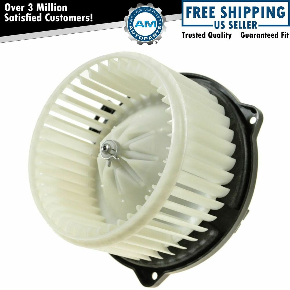 Heater Blower Motor with Fan Cage for Acura MDX Honda ...