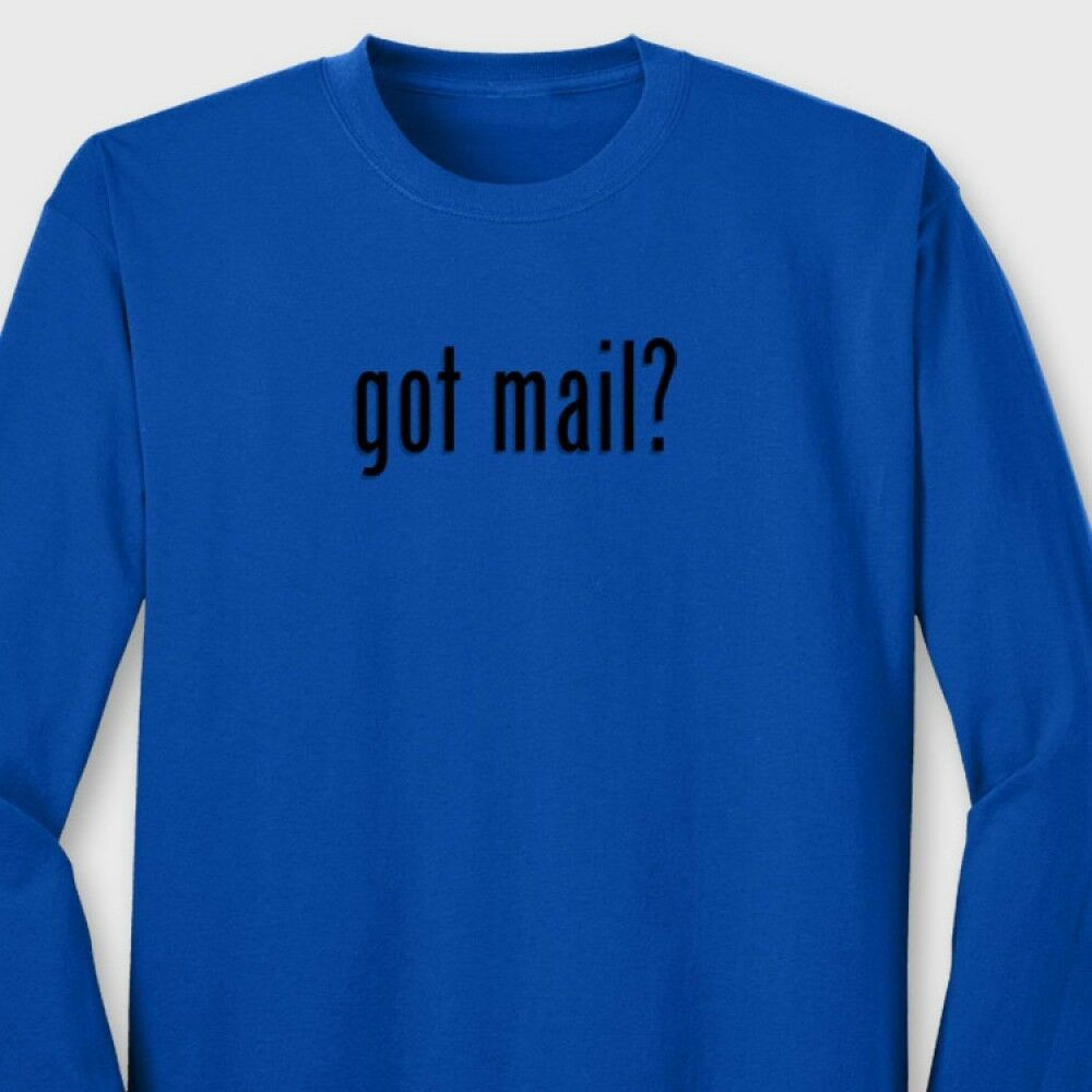Got mail postal service humor t shirt funny usps carriers for Usps t shirt shipping