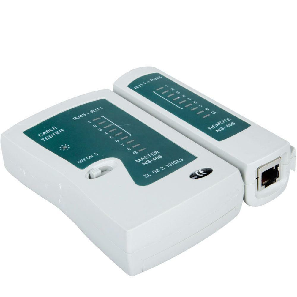 Cat 5 Tester : High quality rj cat network lan cable tester