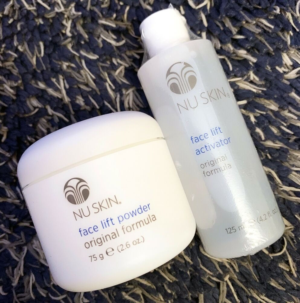 Nu Skin Products: AUTHENTIC Nu Skin Nuskin Face Lift With Activator