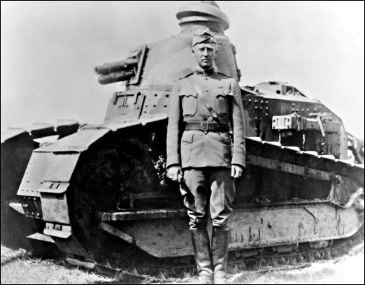 a biography of george patton a united states army general General s patton biography general george smith patton, jr (1885-1945) was born november 11, 1885 in san gabriel, california he became one of the united states most successful generals.