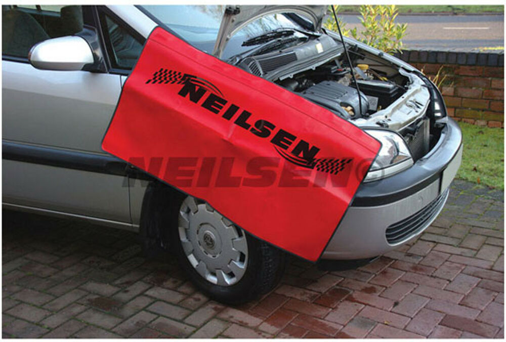 Magnetic Car Wing Covers