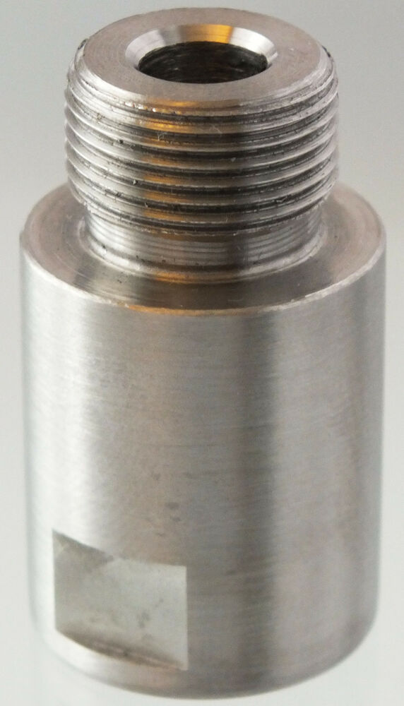 Thread Adapter 1 2 20 To M14x1lh Stainless Ebay