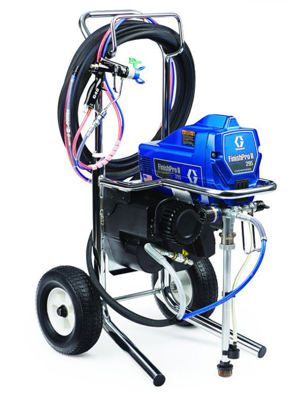 Graco 295 Finishpro Ii Fine Finish Air Assisted Airless