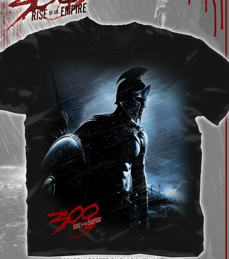 AUTHENTIC 300 SPARTANS RISE OF AN EMPIRE MOVIE POSTER
