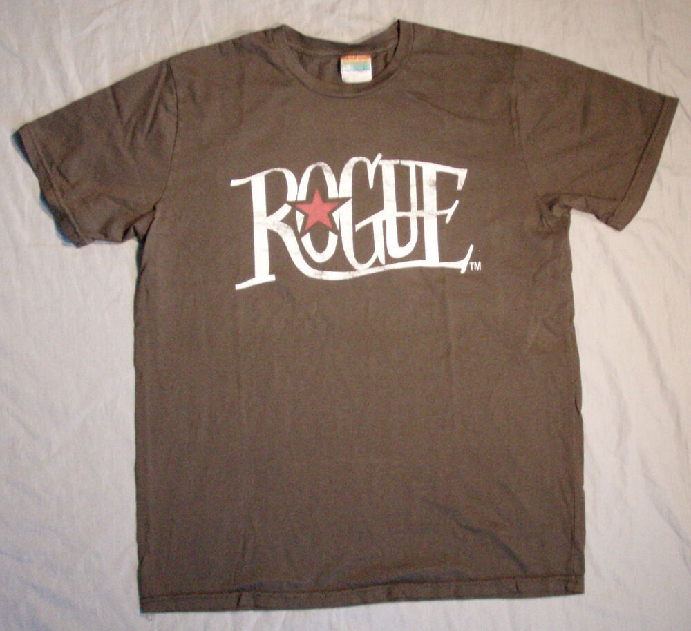 Palmer cash rogue ales tee shirt craft brewing brew beer for Craft brewery t shirts