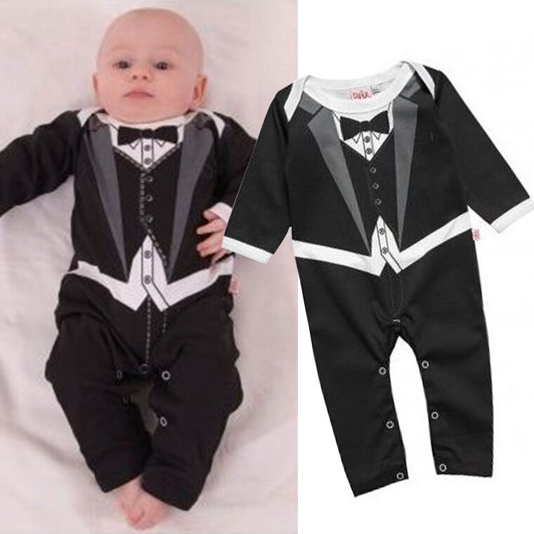 Find wonderful Tuxedo baby onesies, bodysuits, & creepers on Zazzle. Choose your favorite design from our marketplace. Shop for one today!