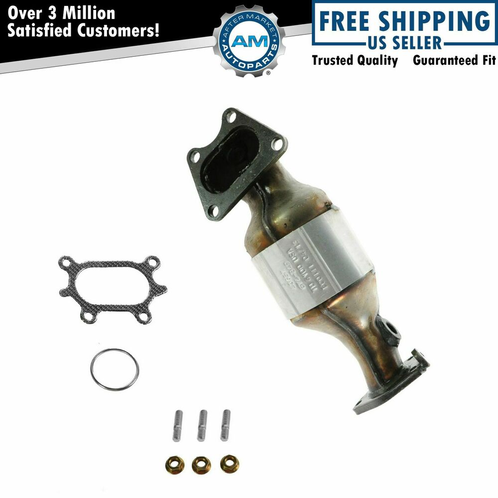 Exhaust Manifold W/ Catalytic Converter V6 RH For Accord