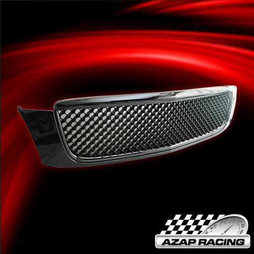 2000-2005 Black ABS Front Hood Grille Mesh Grill For