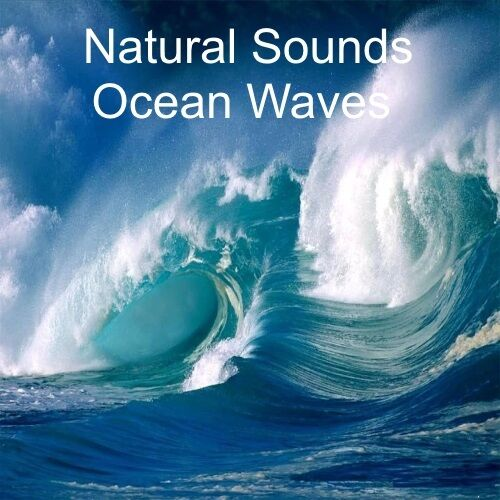 CALM OCEAN WAVES CD-NATURAL SOUND EFFECTS RELAXATION