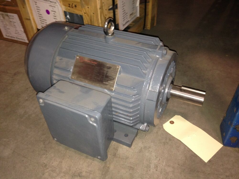 A102106 Feet Reliable Electric Motor 3600rpm 10hp 215t