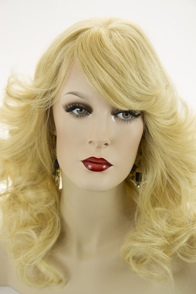 Champagne Blonde Your Light Brown: Honey Ash Blonde Frost With Champagne Blonde Long Human