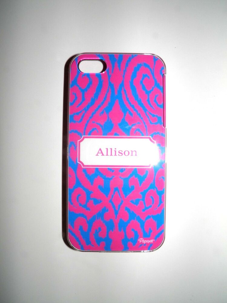PERSONALIZED NAME CASE FOR IPHONE 5/5S WITH 2 LAYERS PROTECTIONN ...