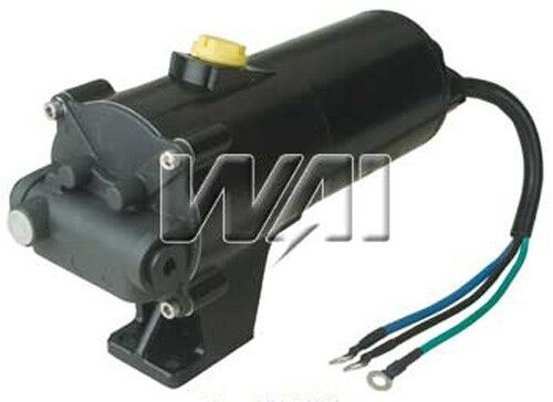 New tilt trim motor volvo penta marine with reservoir for Tilt trim motor not working