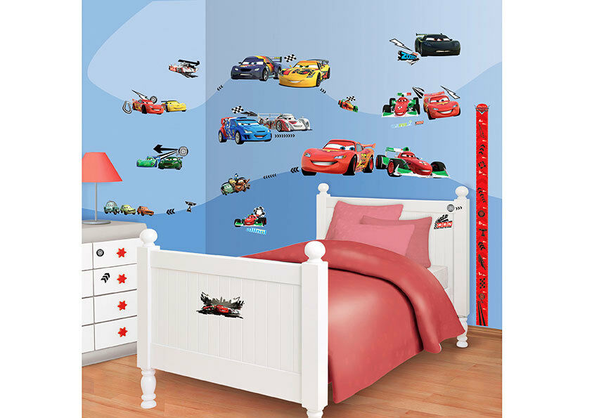 78 wandsticker wandtattoo kinderzimmer disney pixar cars - Kinderzimmer cars ...