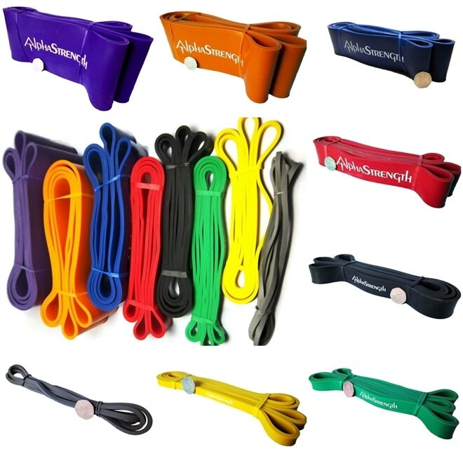 Loop Resistance Bands For Crossfit Exercise Fitness