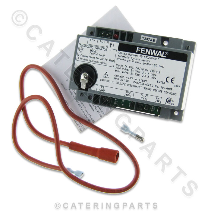 middleby marshall 42810 0114 ignition board spark box module pizza ovens ebay