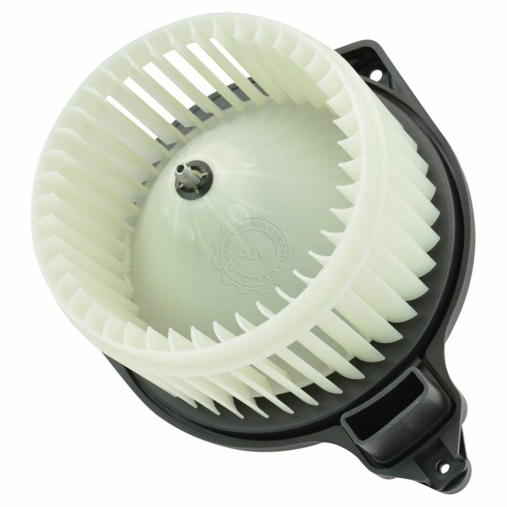 Squirrel Cage Fan Blades : Heater a c ac blower motor w fan cage new for toyota