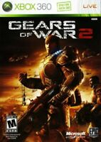 Gears of War 2  (Xbox 360, 2008) Disc Only